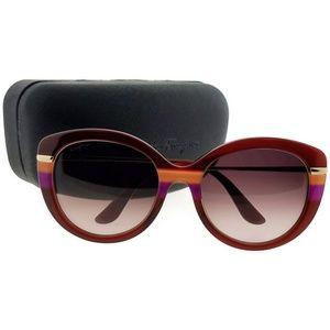 Salvatore Ferragamo SF724S-607-55 Sunglasses